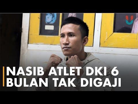 Perjuangan Atlet DKI 6 Bulan Tak Digaji  d0cc654a4c