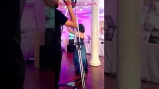 رقص قشنگ زن ایرانی با موزیک بابا کرم