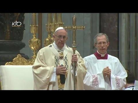 Messe du Jubilé de la Curie romaine