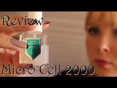 [Review] Micro Cell Nail Repair 2000 - Endlich lange starke Nägel?