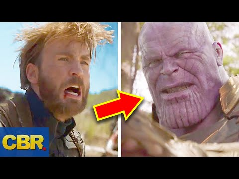 Marvel's Avengers Infinity War Alternate Endings That Are BETTER Than The Actual One