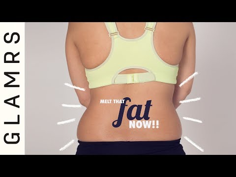 How To Get Rid Of Love Handles| 4 Easy Exercises