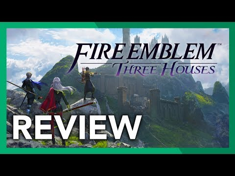 Video Review: Fire Emblem: Three Houses | RPGFan News video thumbnail