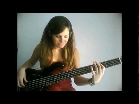 Red Hot Chili Peppers - Dani California [Bass Cover]