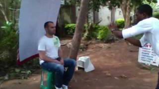 preview picture of video 'Viata de zi cu zi a lui Ghita in Nigeria !!!'