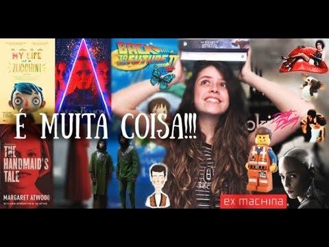 LEITURAS DE JULHO +  ASSISTI MUITOS FILMES!! | Haul do Mês