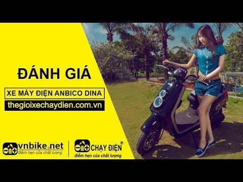 Xe máy điện Anbico Dina