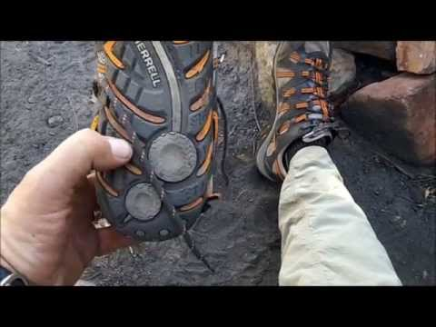BEST WATER / HIKING SHOES BY MERRELL