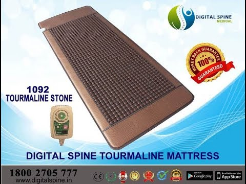 700 Stone Digital Spine Tourmaline Mat
