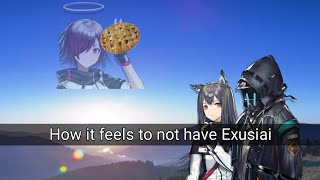 Texas  - (Arknights) - How it feels to not have Exusiai | Arknights