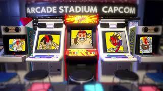 VideoImage1 CAPCOM ARCADE STADIUM PACKS 1, 2, AND 3