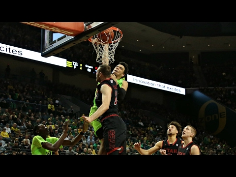 Dillon Brooks & Jordan Bell Are As Electric As Oregon's Uniforms | CampusInsiders