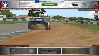 #iRacing 12h of Sebring - Race #TopSplit