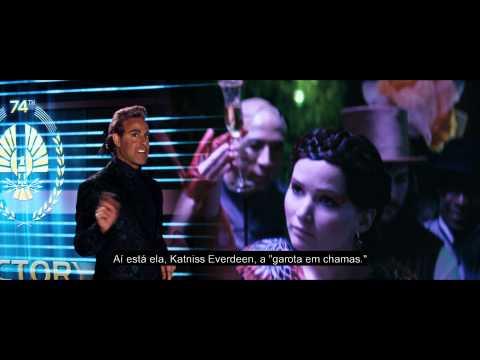 Jogos Vorazes: Em Chamas - Trailer Teaser Exclusivo