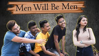 Men Will Be Men || Gujrati Comedy Video - Kaminey Frendzz