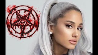 ARIANA GRANDE IS CASTING SPELLS ON HER FANS THROUGH SATANIC BACKMASKING!