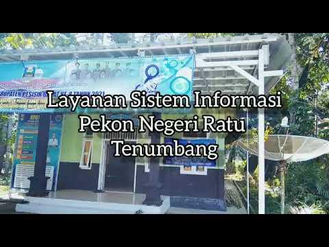 Layanan Informasi Berbasis Website Pekon NR Tenumbang