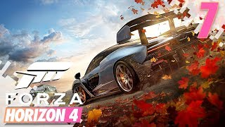 FORZA HORIZON 4 - Nissan GTR Driving And Second Barn Find! - EP07 (Gameplay Video)