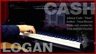 Logan (2017) OST   Johnny Cash, Hurt   Piano Cover Version