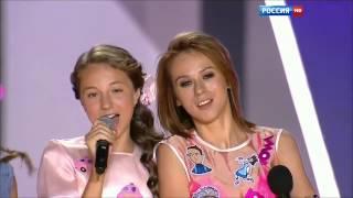 Соня Лапшакова и IOWA - Маршрутка (Детская Новая волна 2015)