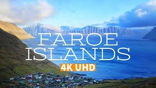 Faroe Islands 4K - Cinematic FPV Relaxation Film