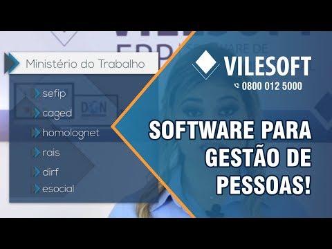 Imagem Vilesoft RH | Gestão de Folha de Pagamento