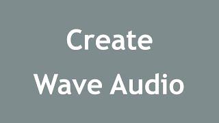 Waves animation in JavaScript - Самые лучшие видео