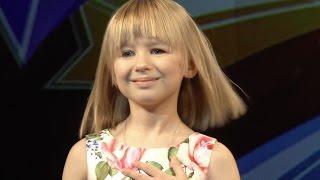 Ярослава Дегтярёва (8 лет). Арлекино. 11.12.2016.