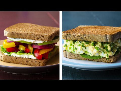 Healthy Sandwich Recipes For Weight Loss