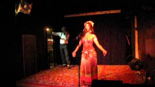 Gypsy Love and Kippy Marks performing 'Summertime'  at El Rio San Francisco