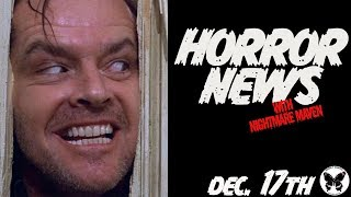 HORROR UPDATE (Dec 17, 2018)   THE TOXIC AVENGER, STRANGER THINGS 3 & MORE