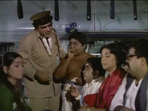 Bombay To Goa - 6/13 - Bollywood Movie - Amitabh Bachchan, Aroona Irani & Shatrughan Sinha