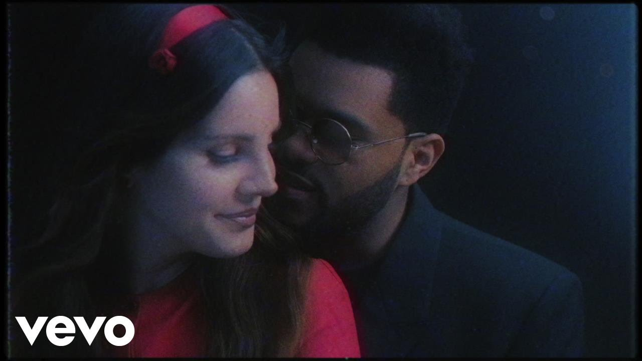 Lana Del Rey ft. The Weeknd — Lust For Life
