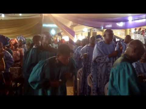CCC of G Int'l MASS CHOIR PROCESSION on Sunday divine service during conference 2014