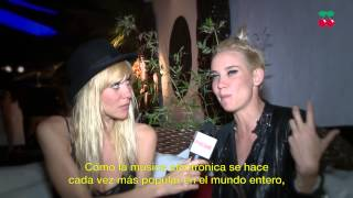 Nervo Interview at Pacha Ibiza 2014
