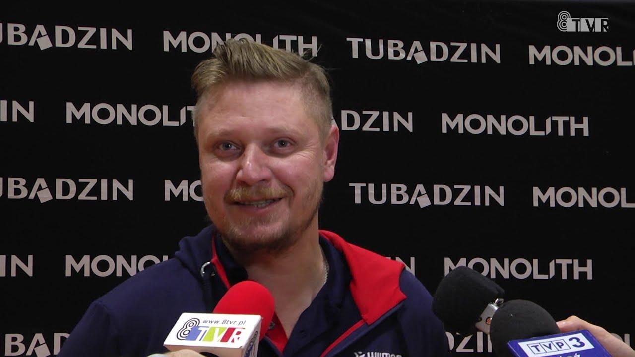 Tubądzin Volley MOSiR Sieradz kontra Visła Bydgoszcz