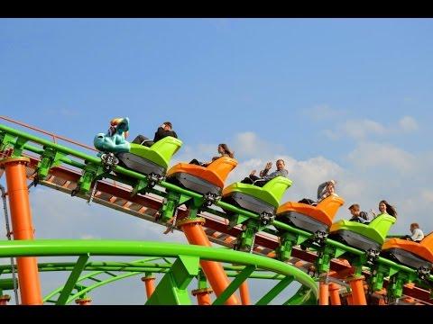 Śmiejżelki Energuś Rollercoaster