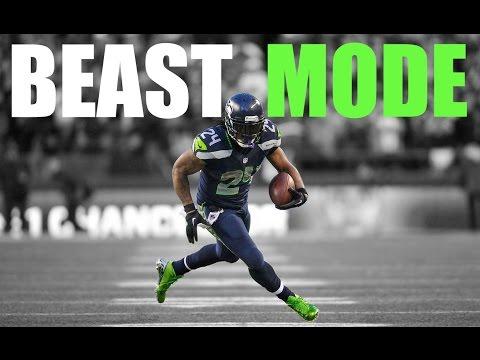 "Marshawn Lynch || ""Beast Mode"" ᴴᴰ || Seattle Seahawks Highlights"