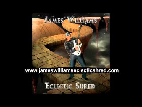 B17 Flying Fortress-James Williams Eclectic Shred