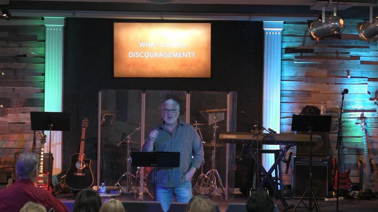 Defeating your Giants--Discouragement