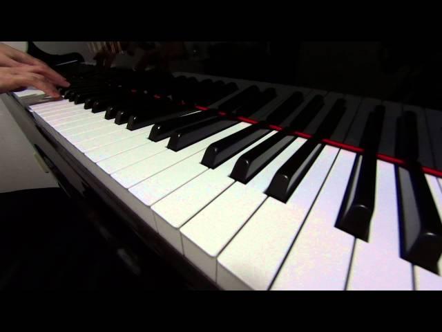 雪椿-小林幸子-yuki-tsubaki-kobayashi-sachiko-ピアノアレンジ