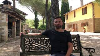 Video Testimonial Italy Retreat 2019 / Pedro Manuel Loureiro / Portugal