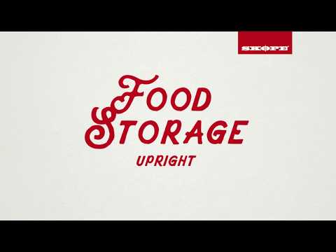 Your Guide to SKOPE's Upright Food Storage Range