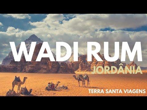 Deserto do Wadi Rum