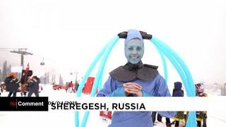 8e6af9d9564 Кемерово горнолыжный курорт России платья для карнавала