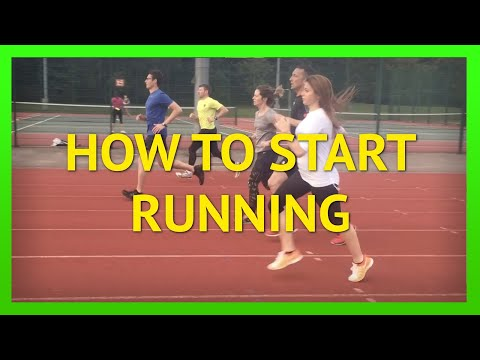 How to Start Running – Free Programme & Tips for Beginners [Ep16]