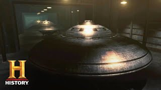 Ancient Aliens: Unsolved Mysteries of Area 51 (Season 14) | History