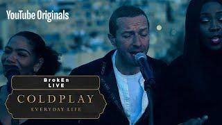 Coldplay - BrokEn (Live in Jordan)