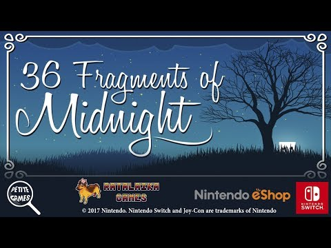 36 Fragments of Midnight - Nintendo Switch Launch Trailer thumbnail