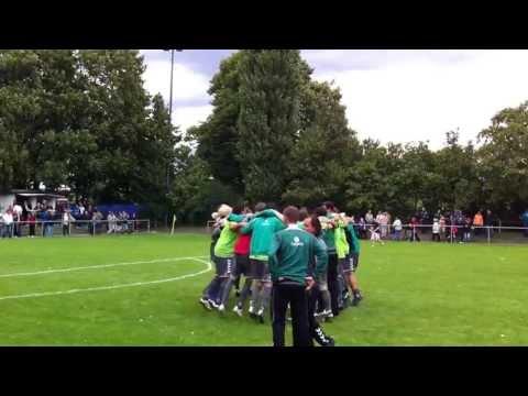 Jubel SC Gatow - Finale 2011
